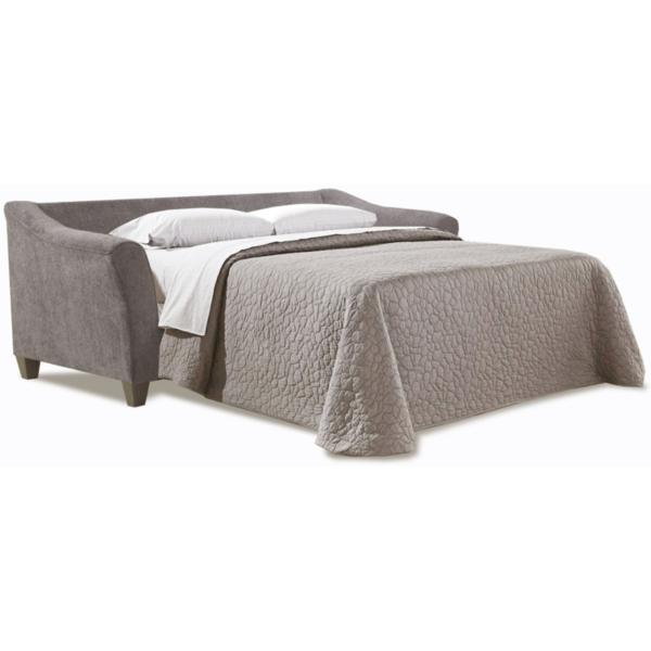 Albany Queen Sleeper Sofa - PEWTER