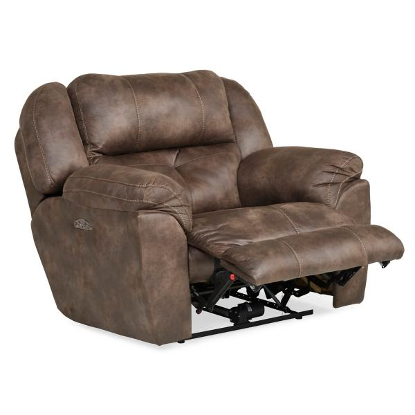 Farley Power Recliner with Power Headrest - DUSK