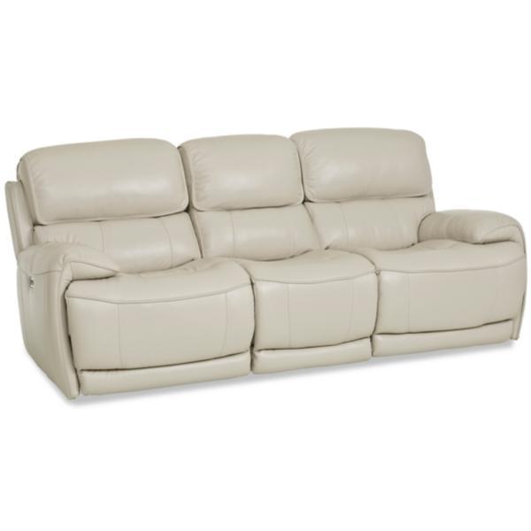 Breeze Leather Power Reclining Sofa