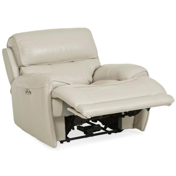 Breeze Leather Power Recliner
