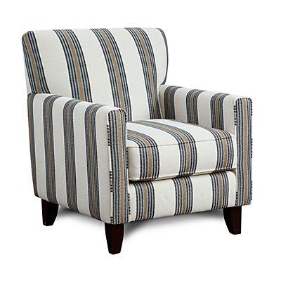 Ethan Stripe Chair