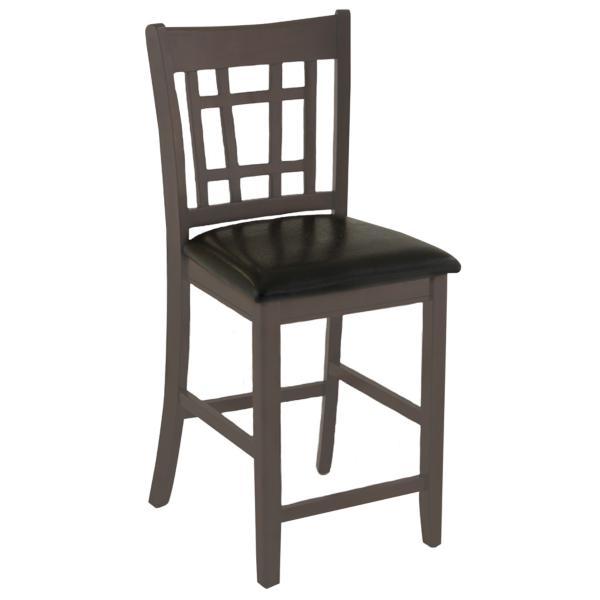 Lattice Pub Side Chair