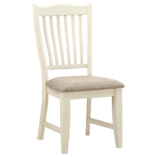 Garth White Dining Side Chair