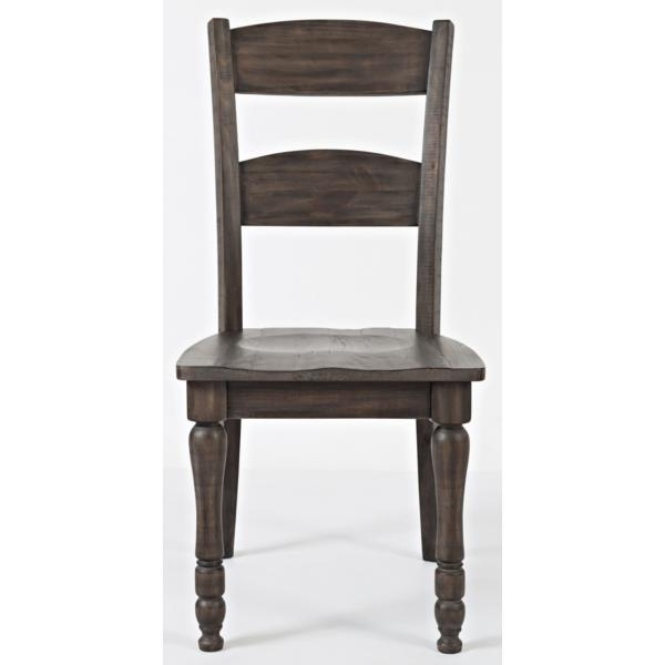 Ginger Ladderback Dining Chair - BARNWOOD