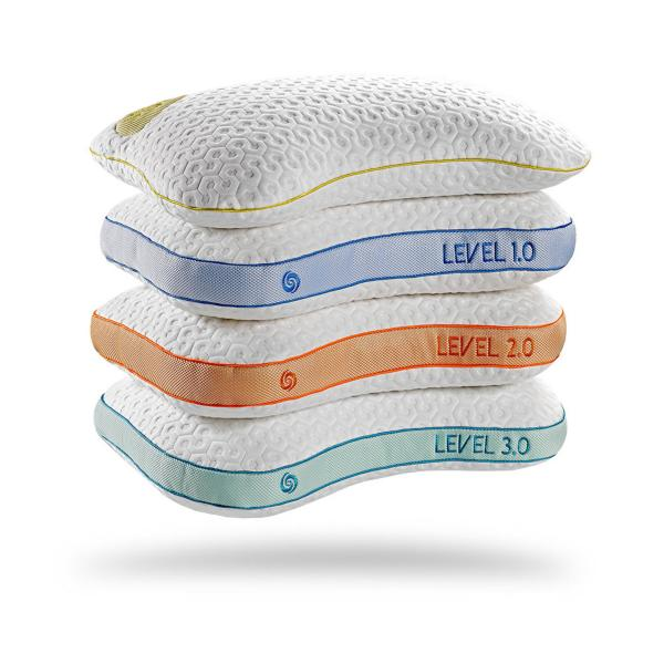 Bedgear Level 1.0 Performance Pillow