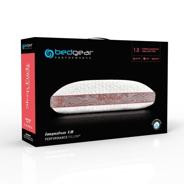Bedgear Impulse 1.0 Performance Pillow