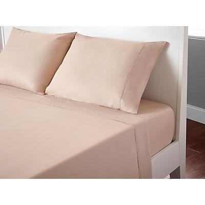 Bedgear Soft Basic Sheet Set - QUEEN - SAND