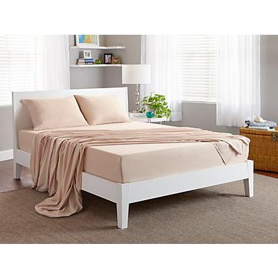 Bedgear Soft Basic Sheet Set - KING - SAND