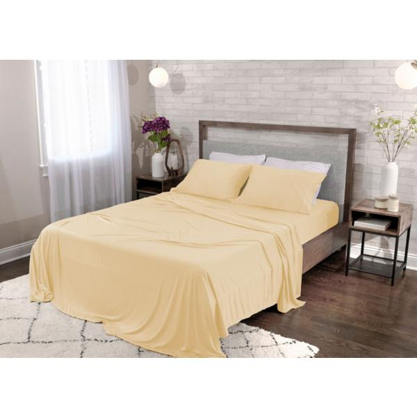 Bedgear Dri-Tec Lite Performance Sheet Set - CHAMPAGNE