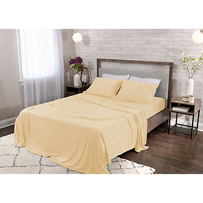 Bedgear Dri-Tec Lite Performance Sheet Set - KING - CHAMPAGNE