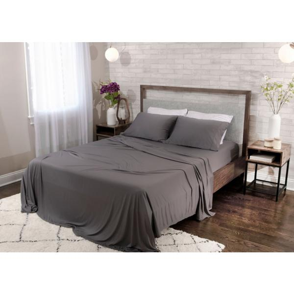 Bedgear Dri-Tec Lite Performance Sheet Set - GREY