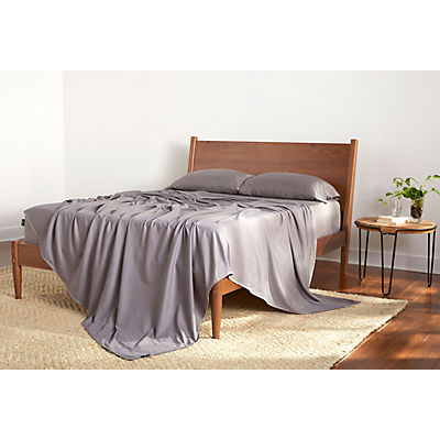 Bedgear Hyper-Cotton Quick Dry Performance Sheet Set - QUEEN - GREY