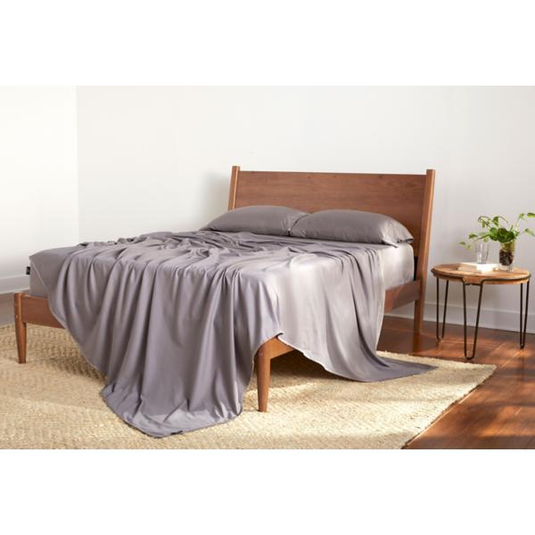 Bedgear Hyper-Cotton Quick Dry Performance Sheet Set - GREY