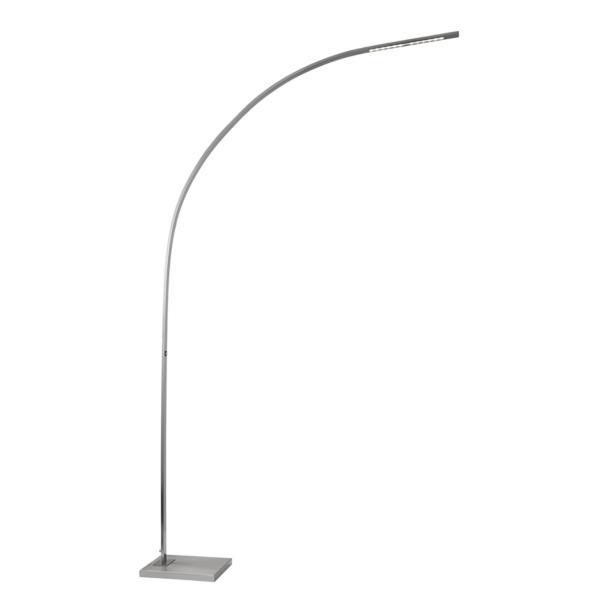 Steele LED Arc Floor Lamp