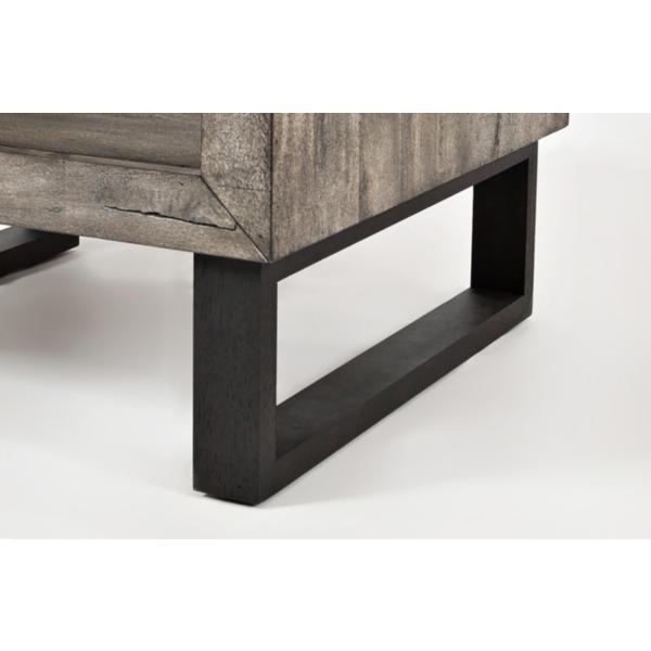 Taurus End Table