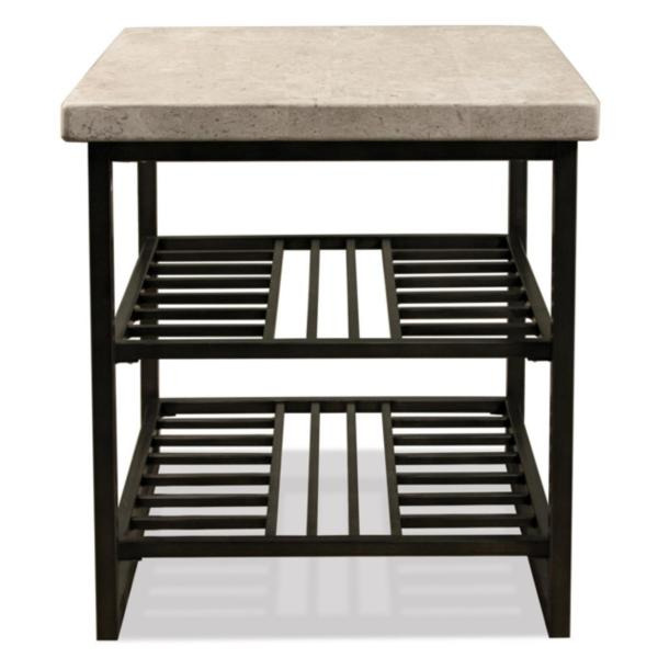 Gambell Rectangle End Table