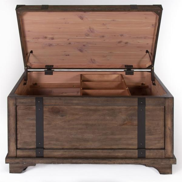 Passages Trunk Coffee Table