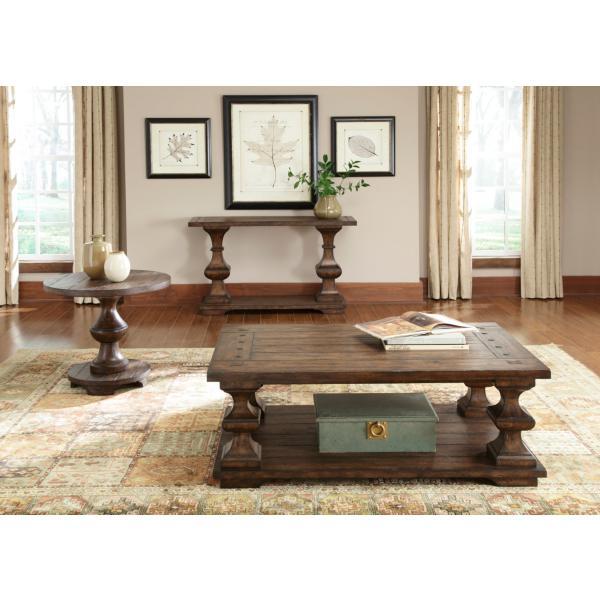 Arcadia End Table
