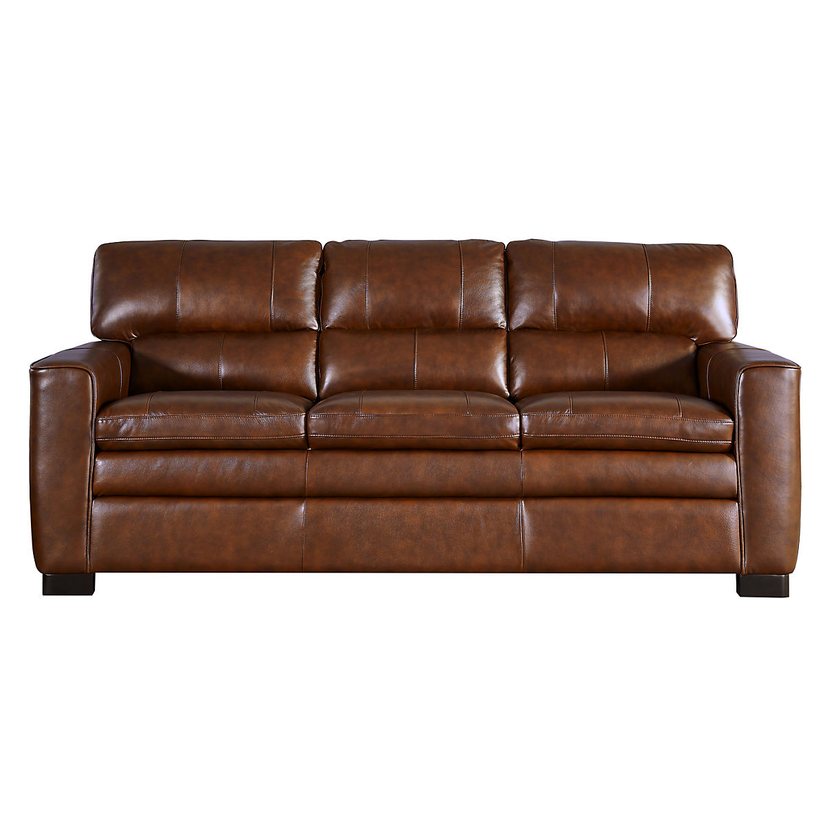 Leland Leather Sofa | Star Furniture