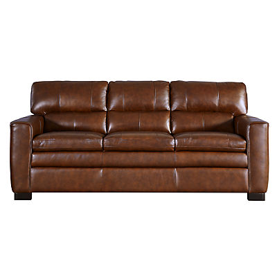 Leland Leather Sofa