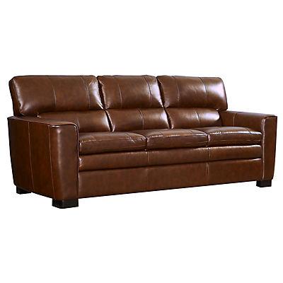 Leland Leather Sofa