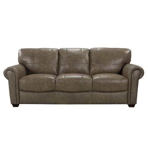 Branson Leather Sofa