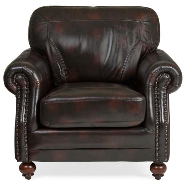 Hayward Leather Chair
