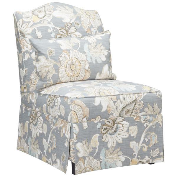 Lara Armless Accent Chair