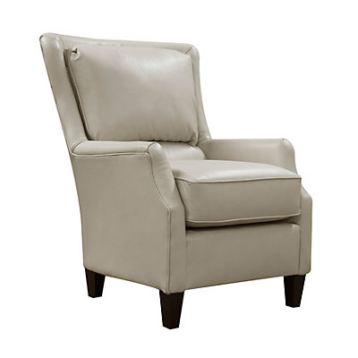 Carmen Leather Accent Chair