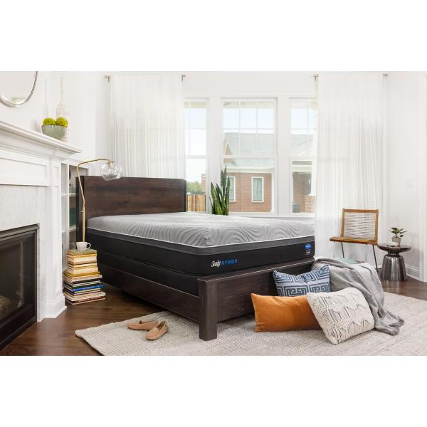 Sealy Hybrid Kelburn II Comfort Firm Mattress