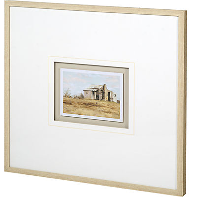 Acres I Framed Print