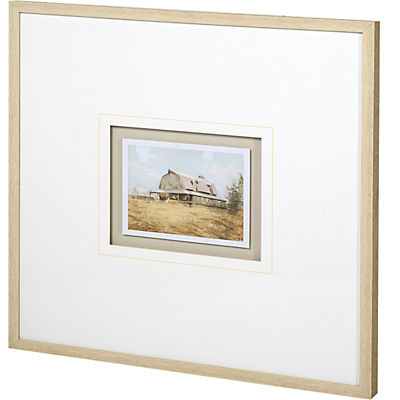 Acres II Framed Print