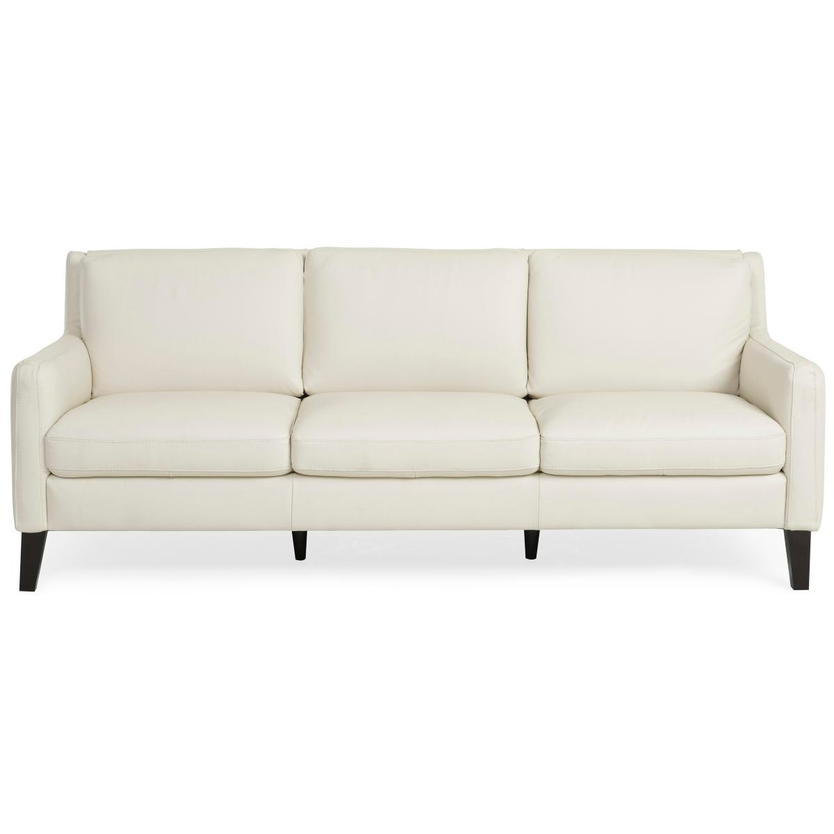 Leather Sofa Ivory Star Furniture
