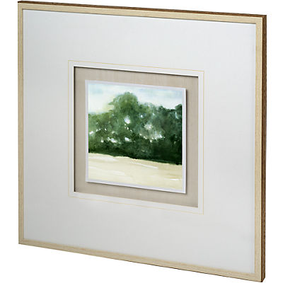 Hillside II Framed Print