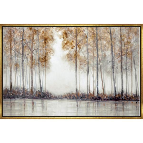 Woodlands Canvas Art