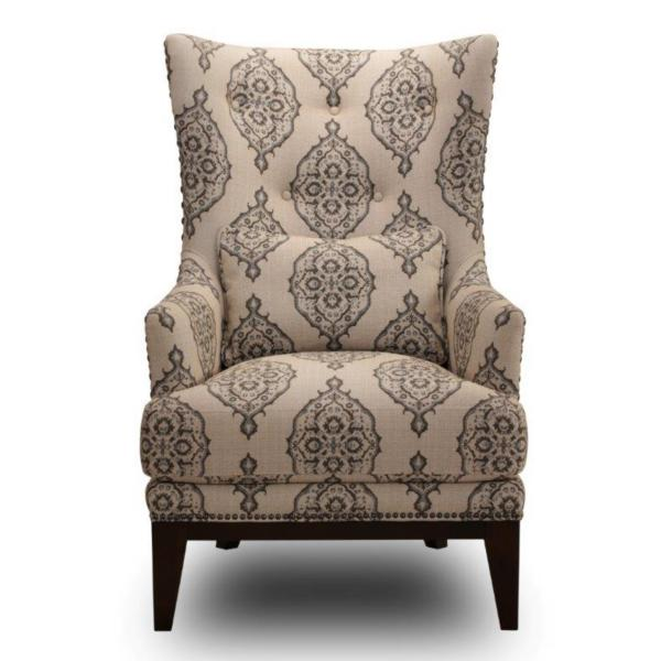 Amazing Cabot Accent Chair Creativecarmelina Interior Chair Design Creativecarmelinacom