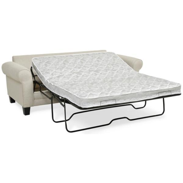 Omni Queen Sleeper Sofa - STRAW