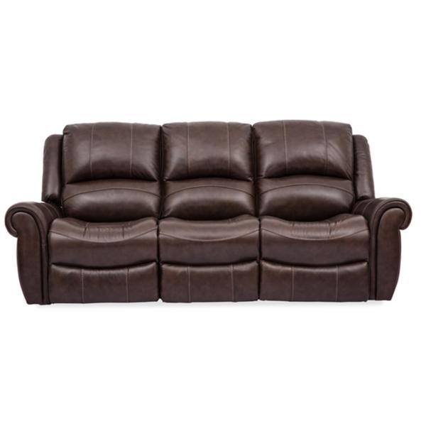 Grove Leather Power Reclining Sofa