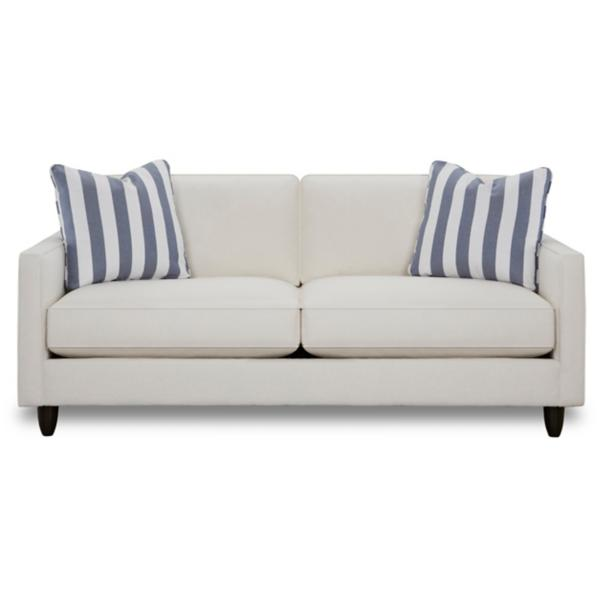 Stripes 80inch Sofa - MIDNIGHT