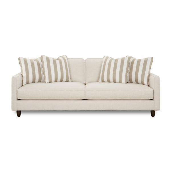 Stripes 95inch Sofa - FLAX