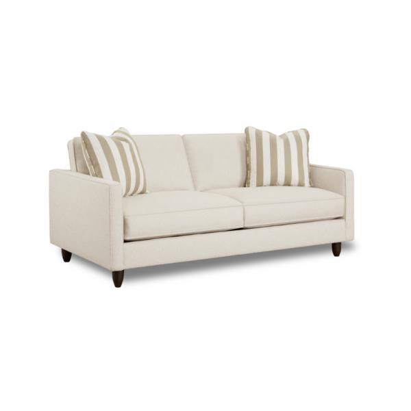 Stripes 80inch Sofa - FLAX
