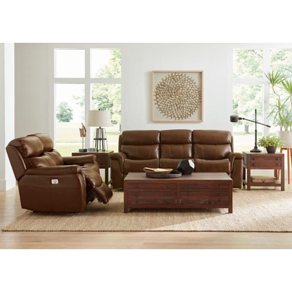 Cody Leather Power Reclining Sofa