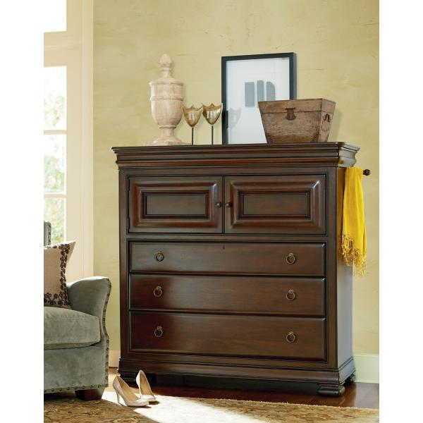 New Lou Reprise Cherry Dressing Chest