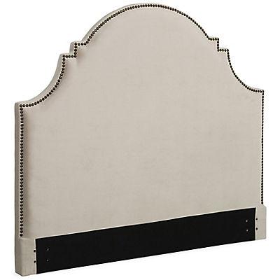 Ella Platinum King Upholstered Headboard