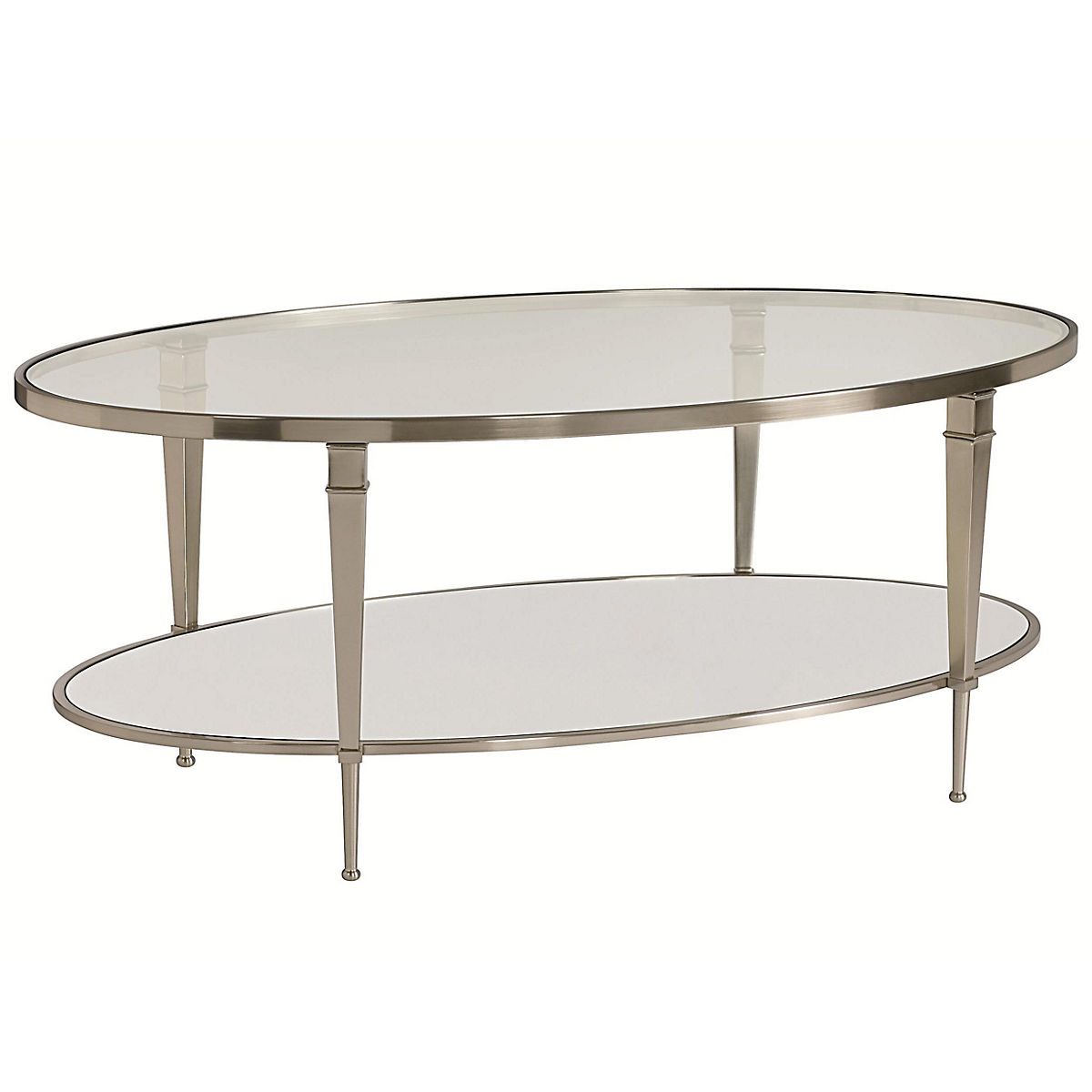 Oval Coffee Table With Shelf.Harper Oval Coffee Table Star Furniture