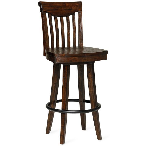 Gettysburg Swivel Bar Stool