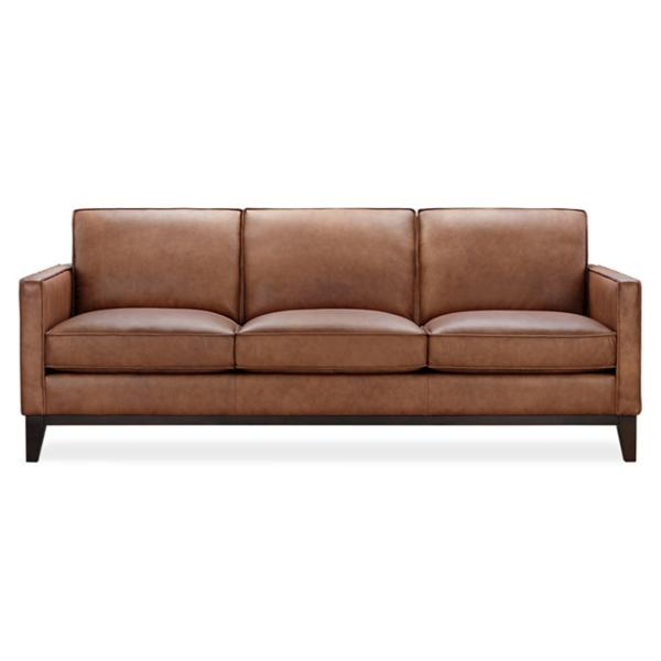 Justin Leather Sofa