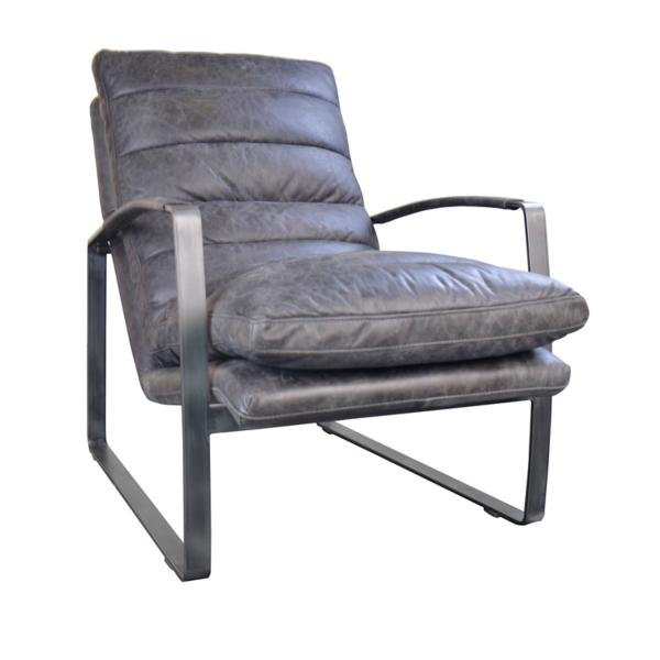 Super Caden Leather Accent Chair Creativecarmelina Interior Chair Design Creativecarmelinacom