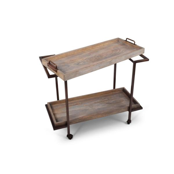 Oakhurst Bar Cart