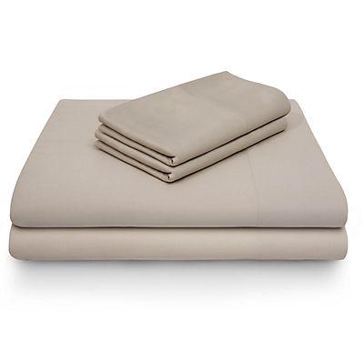 Woven Rayon from Bamboo Sheet Set - DRIFTWOOD - QUEEN